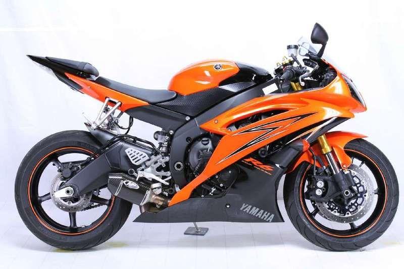 2009 Yamaha YZF R6 Stock: Everett Powersports