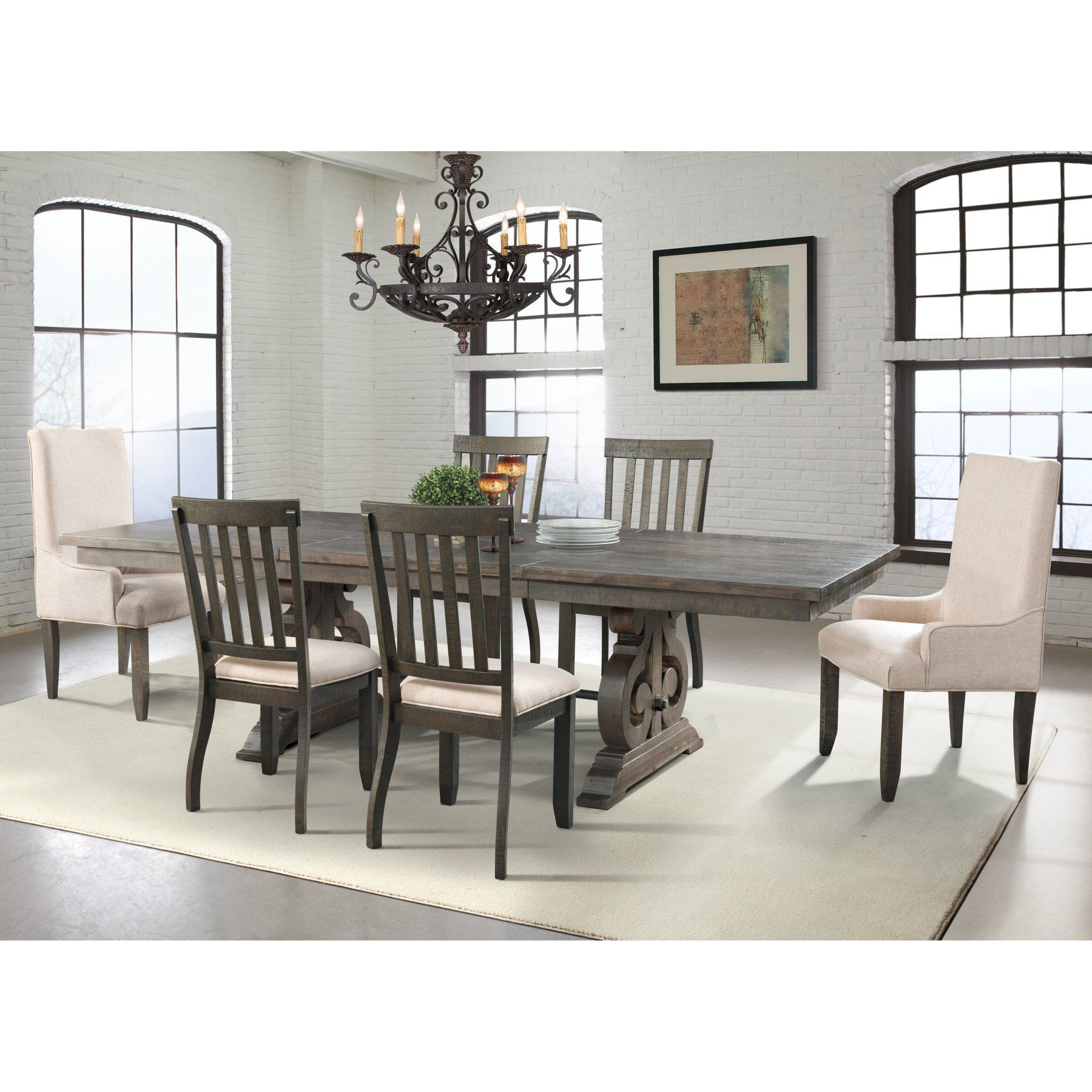 Picket House Stanford 7 Piece Dining Table