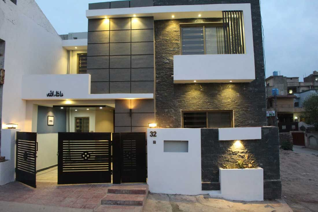 5 marla house plan dream home design modern house design modern architecture house