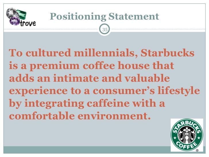 Positioning Statement  Google Search  Web Design Projects