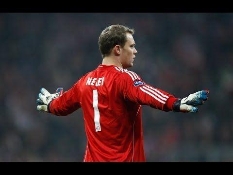 Manuel Neuer - The Sweeper-Keeper ● More than just goalkeeper HD - YouTube