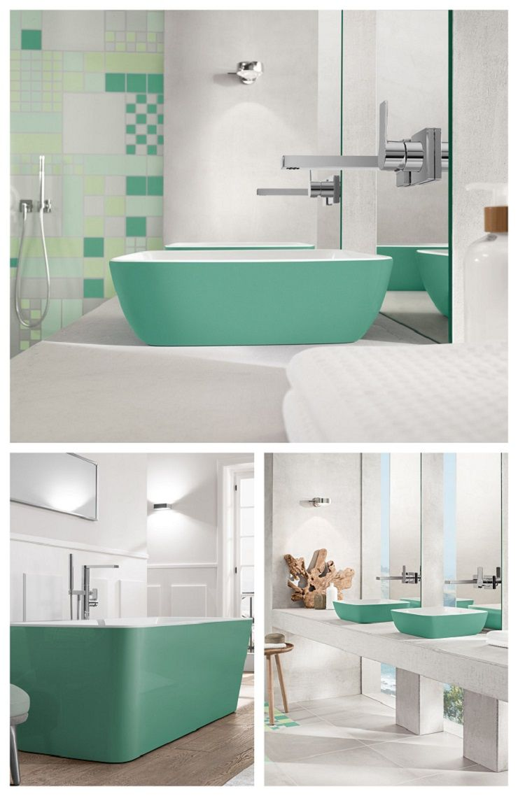 5 ready made color solutions for the bathroom home and rh pinterest com