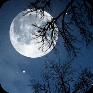 Deep Relaxation For Sleep Night sky wallpaper, Iphone