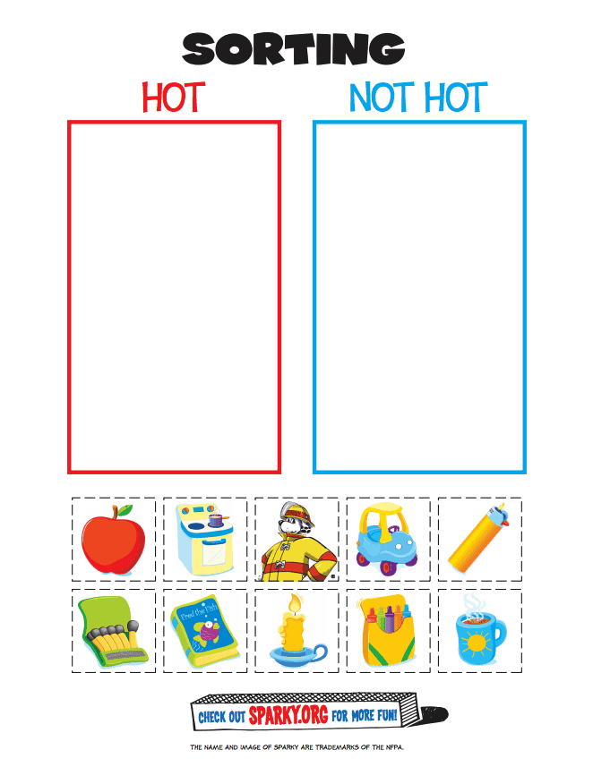 Printable Worksheets special education life skills worksheets : Pin by Janet Miller on Themes - Fire Safety | Pinterest | Fire ...