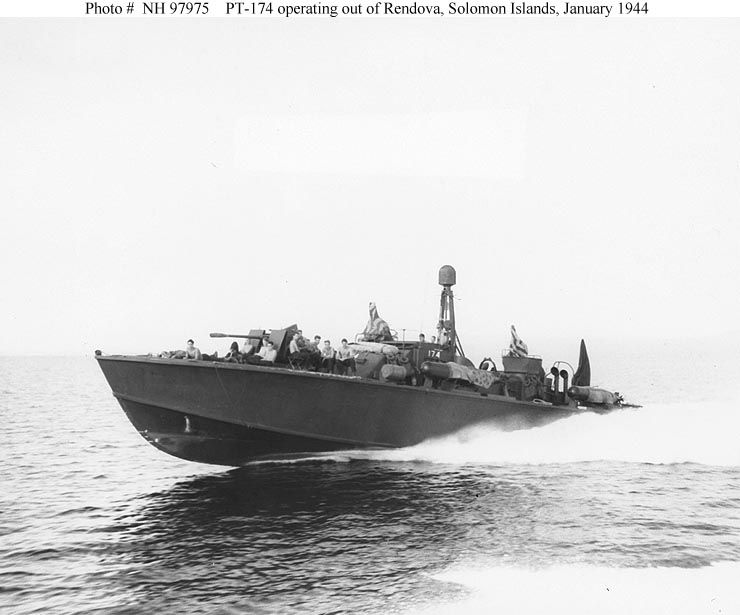 USS PT-174