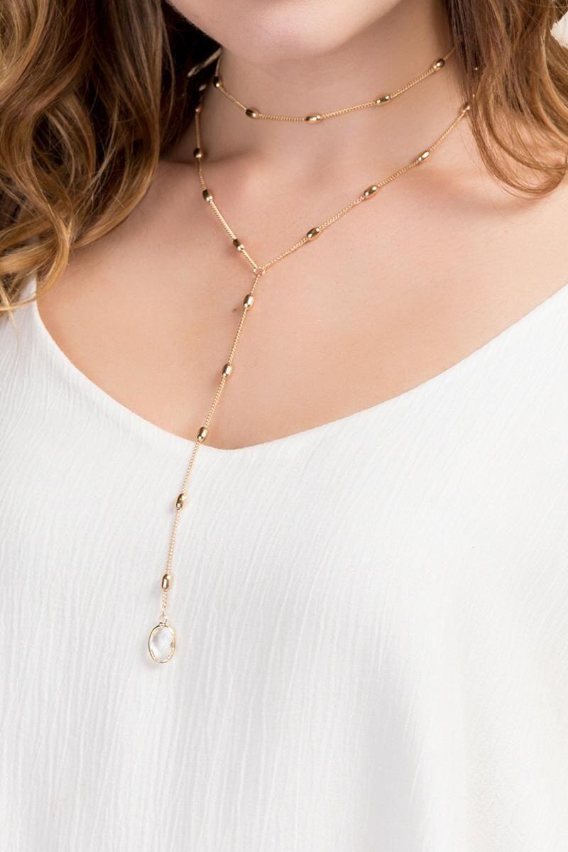 Lela y necklace pendant choker gold model jewelry pinterest