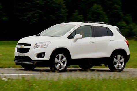 Chevrolet Trax (2013)