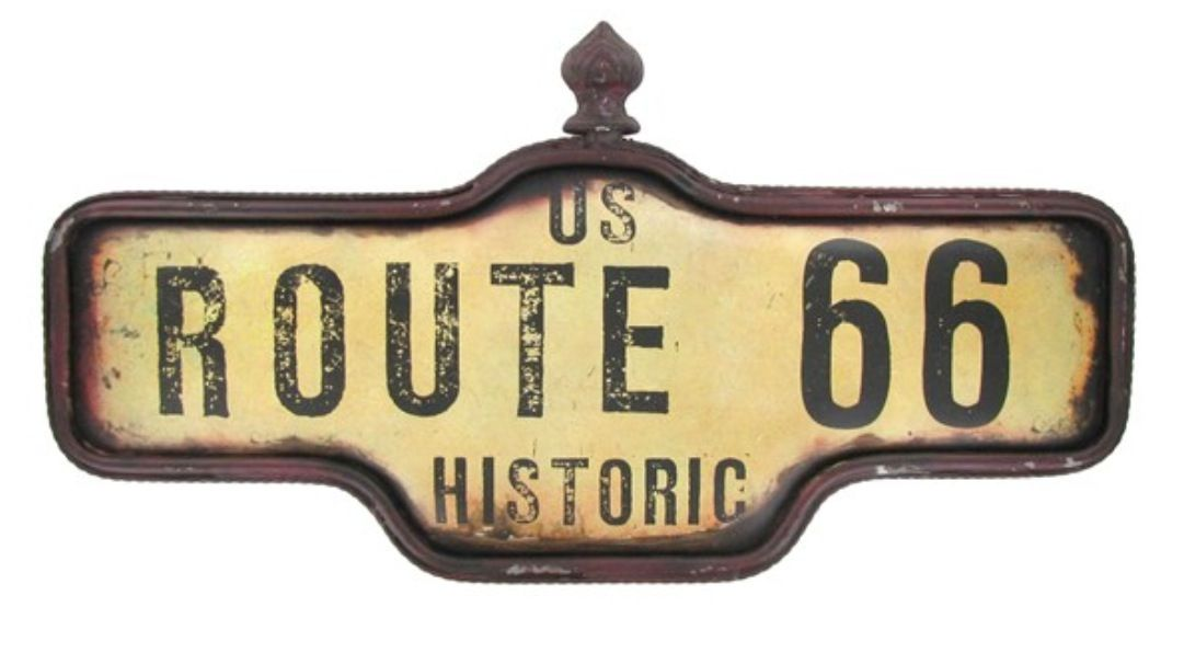 Route 66 Sign | Ephemera | Pinterest | Route 66 sign and Route 66