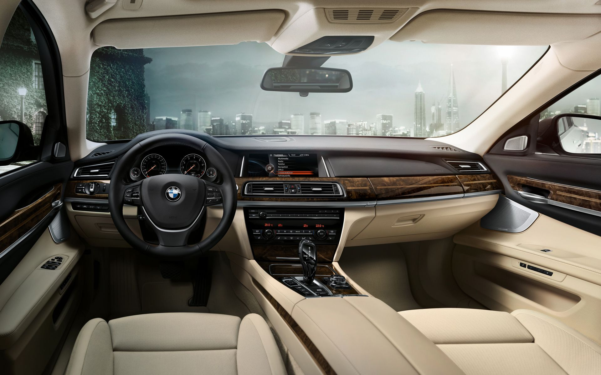 Official Debut 2013 Bmw 7 Series Lci Facelift Bmw Series New Bmw