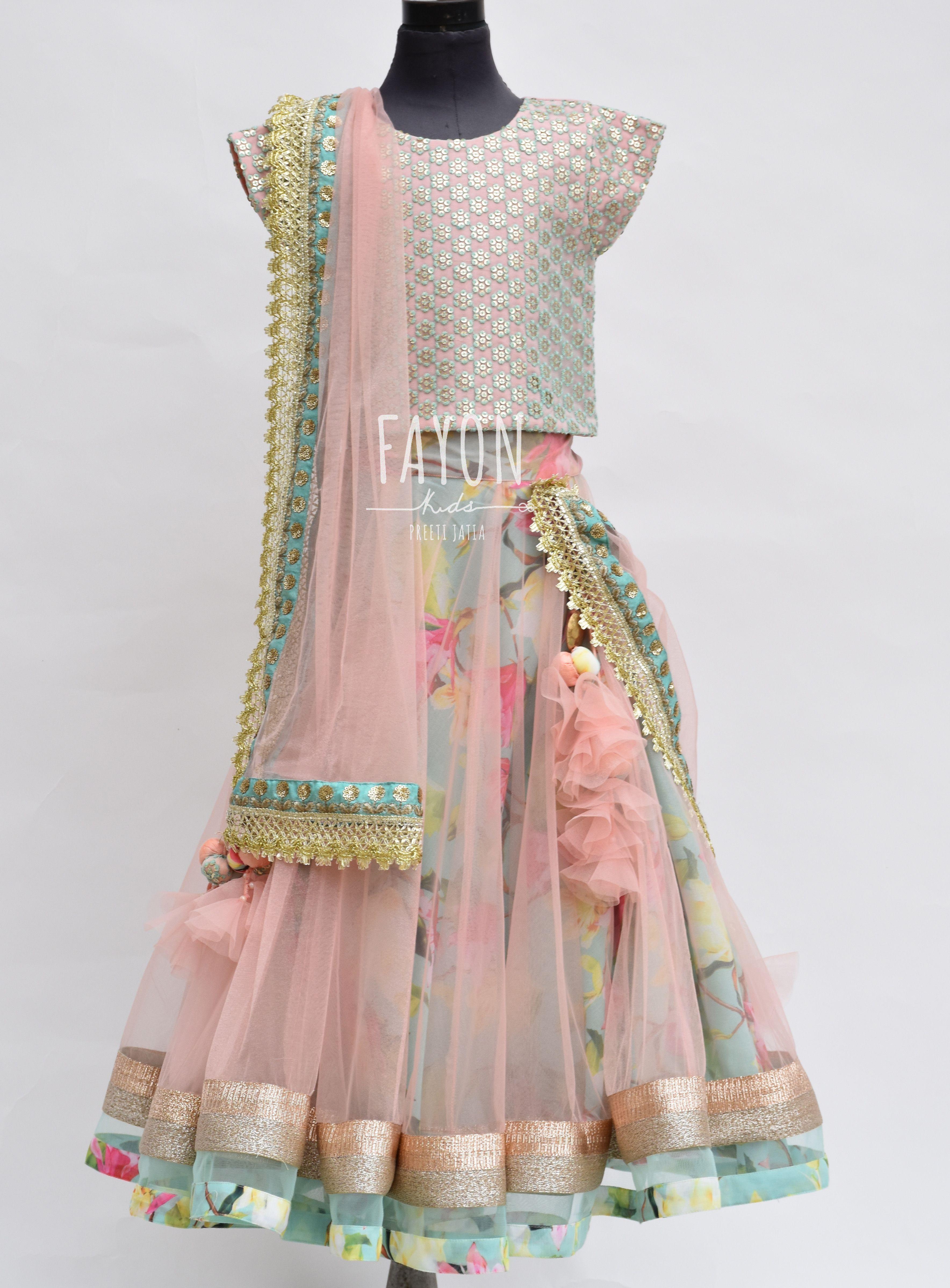 Buy exclusive premium Indian designer wear for kids babies and