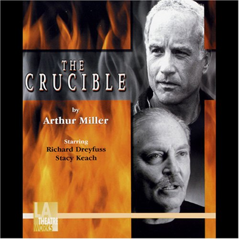 The Crucible By Stacy Keach L A Theatre Work Audio Book Rental Theater Essay Of Arthur Miller Pdf