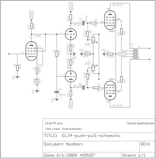 7c0b5ec6f90edaf872994dffb6a470b8 pin by alexey burnin on tube ampl pinterest valve amplifier Altec Bucket Wiring-Diagram at eliteediting.co