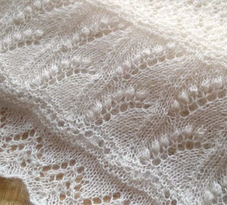 Lacy Scarf Knitting Patterns Knitting Patterns Advent Calendars