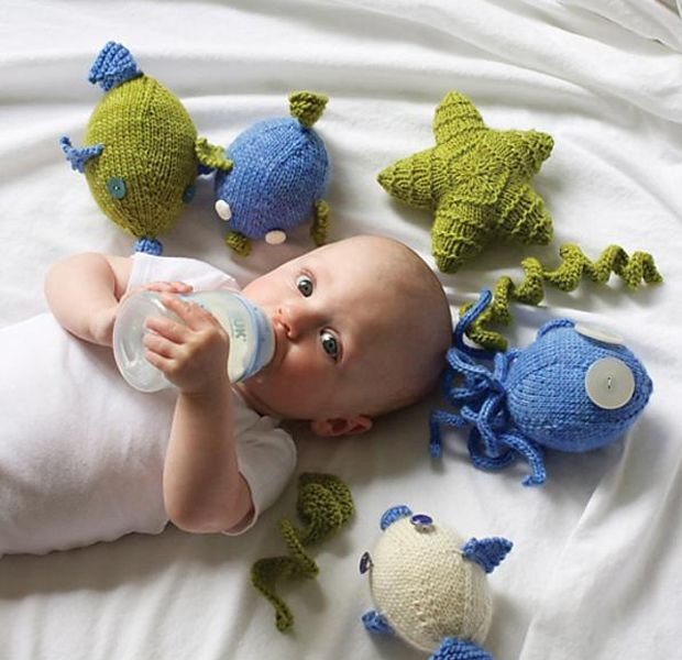 Autumn/Winter Trends 2015: Knitting - Knitting Patterns for Babies - LoveKnitting blog