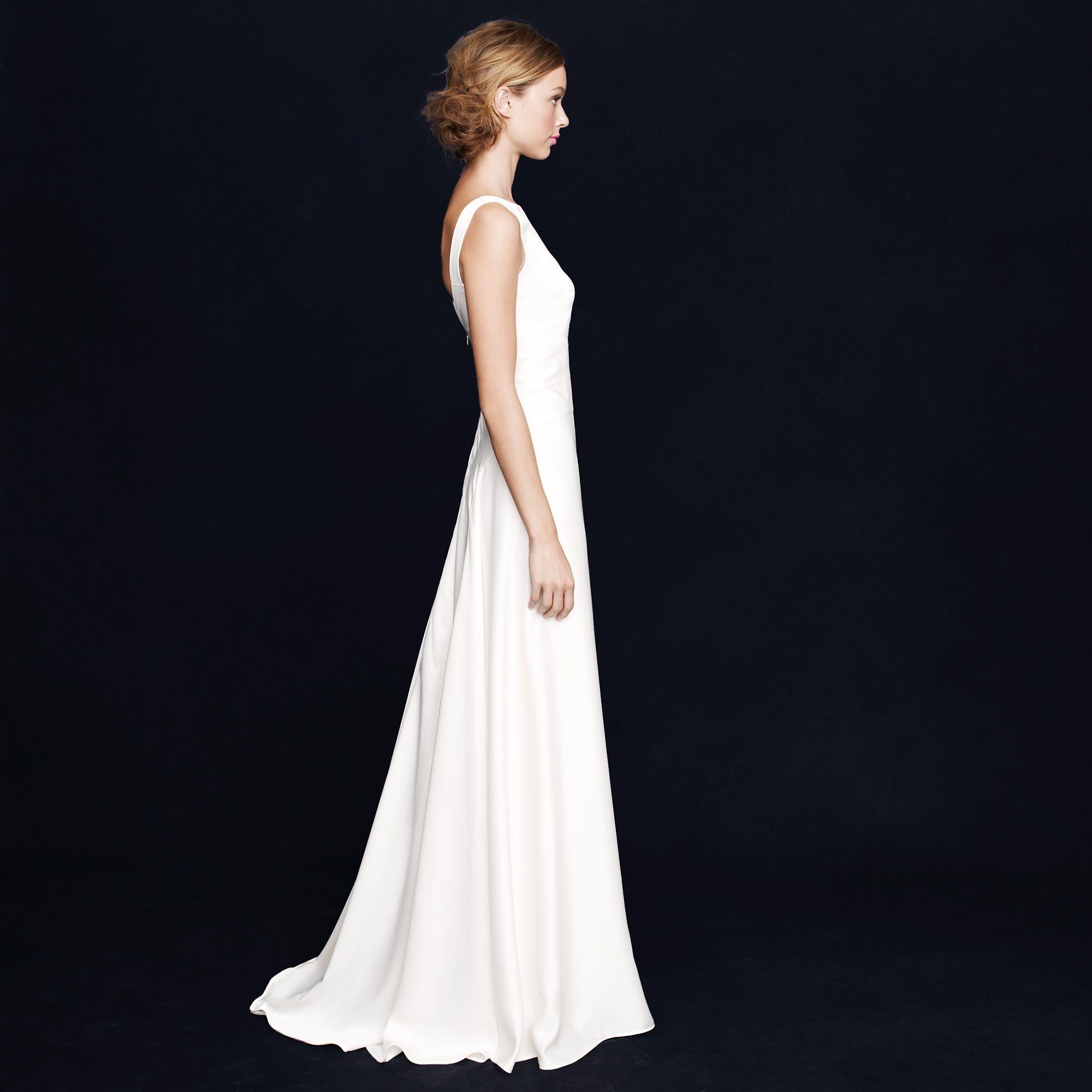 Percy gown : gowns | J.Crew | DRESS | Pinterest | Dress ideas ...