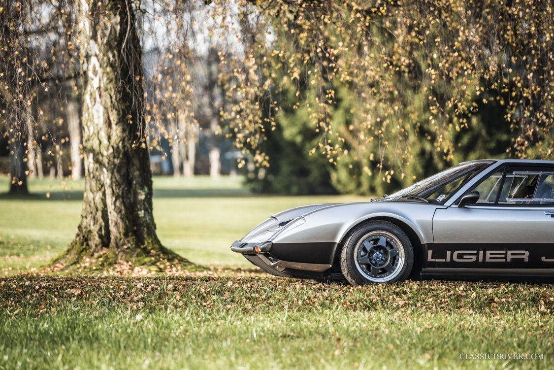 Ligier JS2