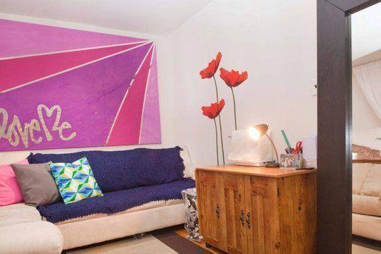 Nic\'s Mini Duplex — Small Cool | Apartment Therapy | studio ...