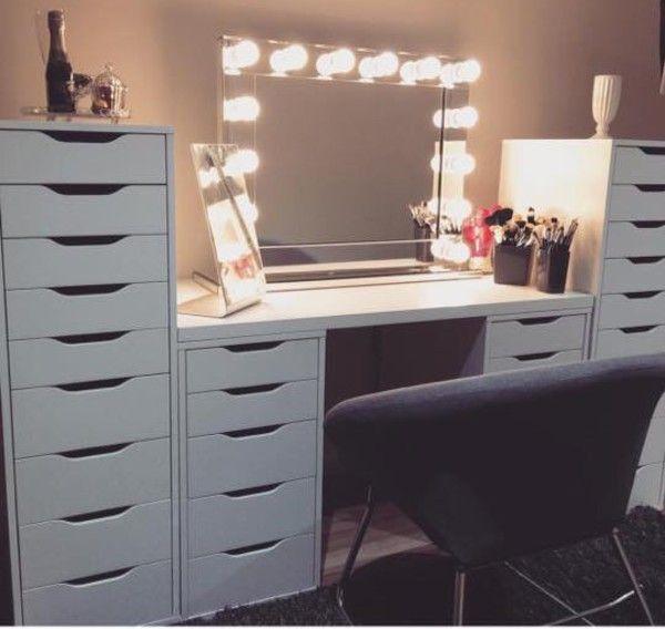 Ikea 246 Home Accessory Available On Ebay Com Makeup Table Ikea