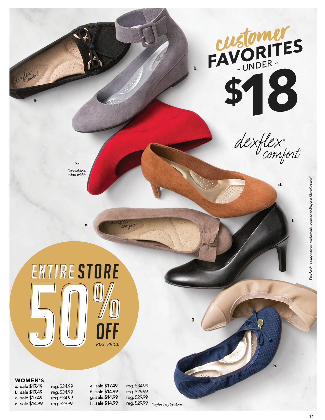 13a1007b6bd5f Payless Black Friday 2017 Ads and Deals Shop the Payless Black Friday sale  2017 for the cheapest shoe sales and doorbuster discounts on boots