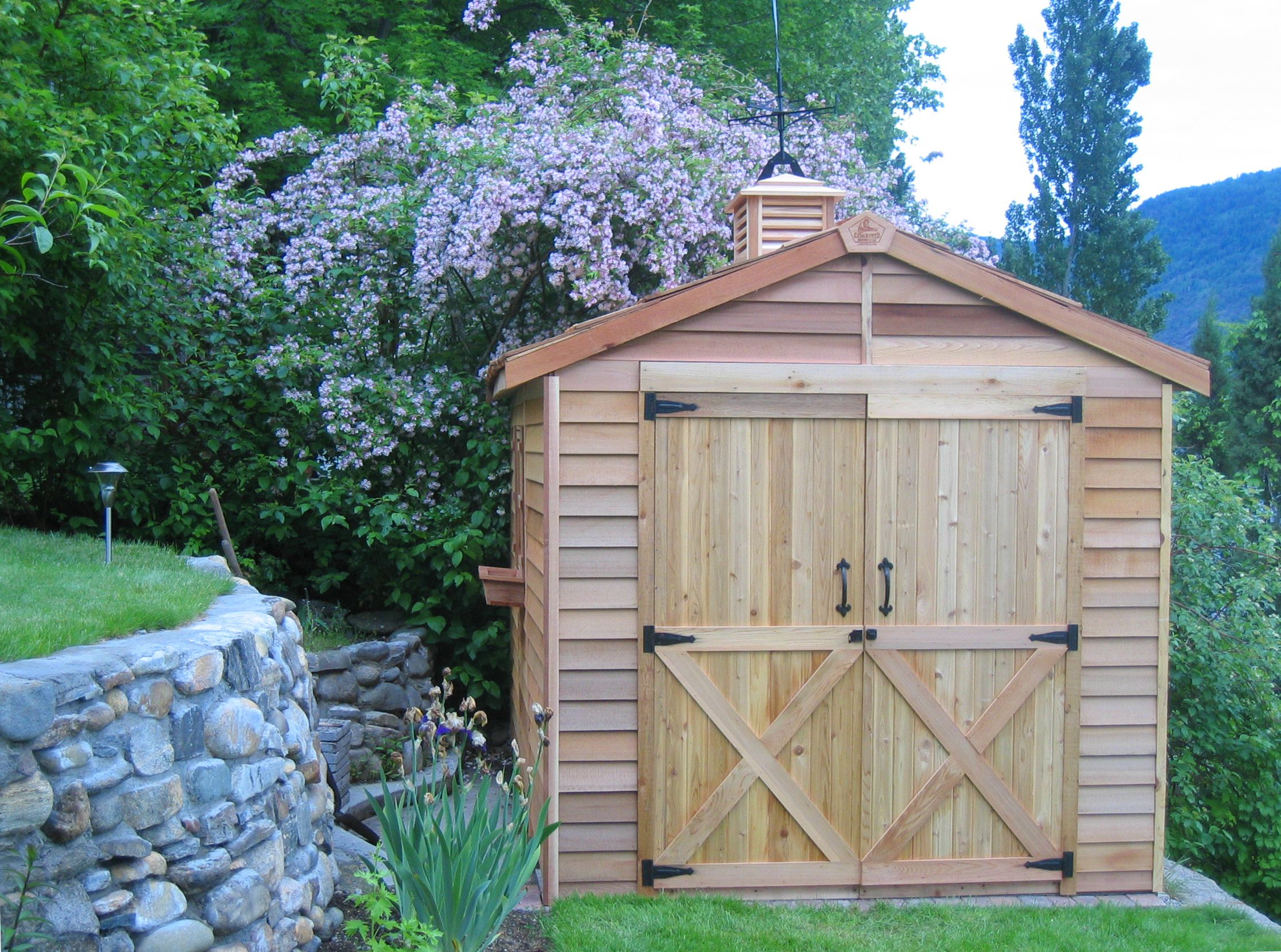 Pin On Cedarshed Storage Sheds