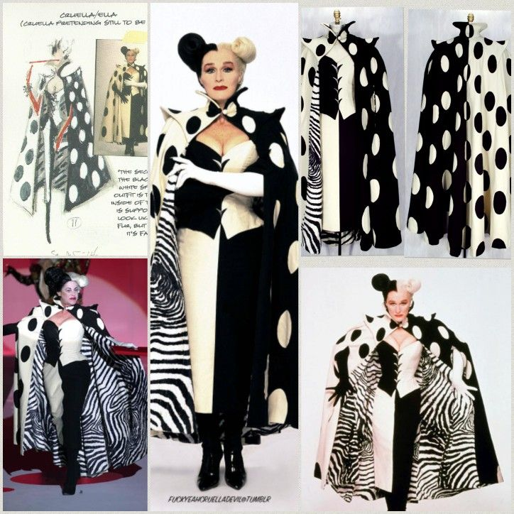 Image result for glenn close cruella