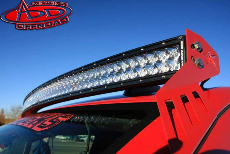 These led light bar roof mount are designed for the rigid industries these led light bar roof mount are designed for the rigid industries 54 aloadofball Image collections