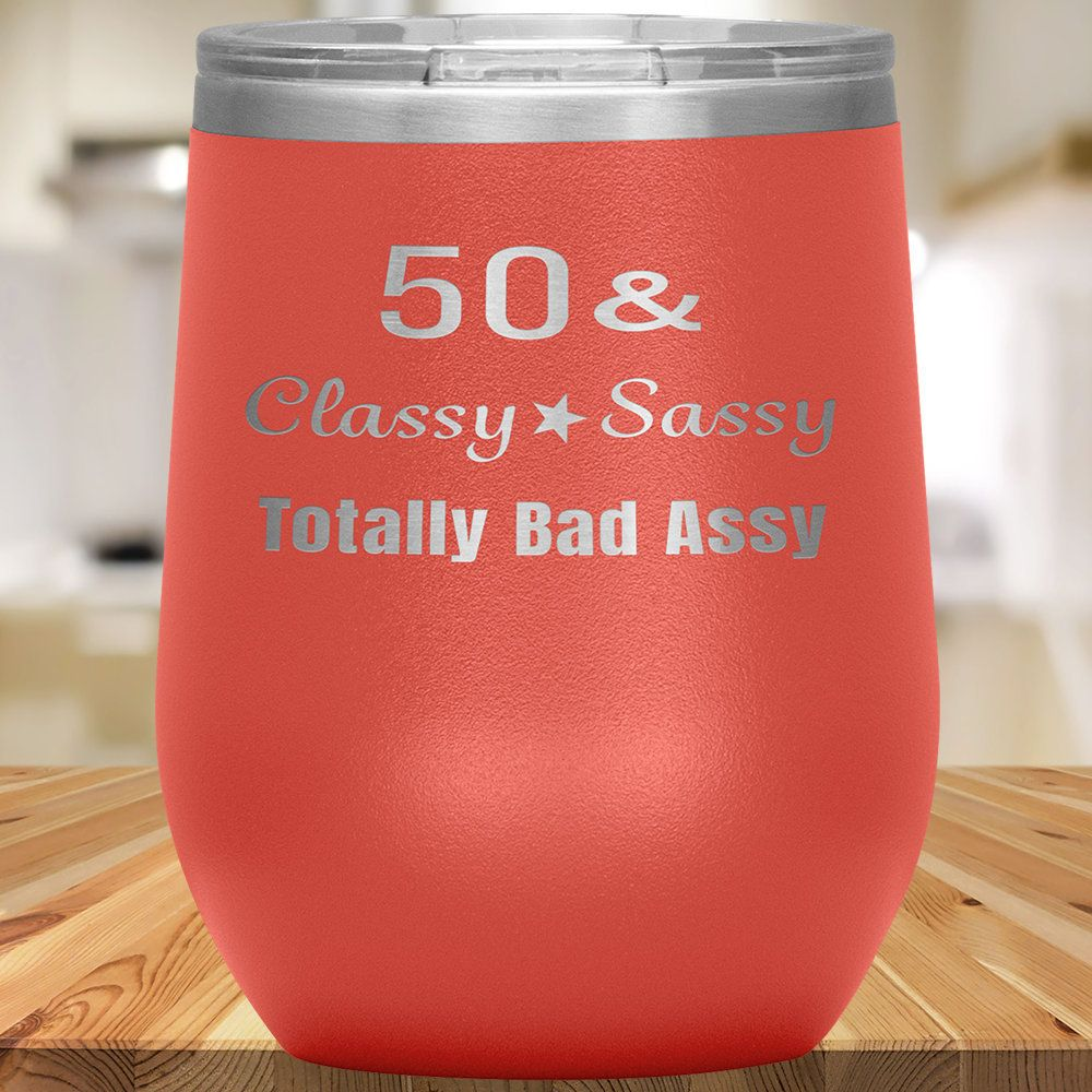 50th Birthday Gifts For Best Friend 50th Birthday Wine Glass For Women Funny 50th Birthday G In 2020 50th Birthday Wine Funny 50th Birthday Gifts Birthday Wine Glass