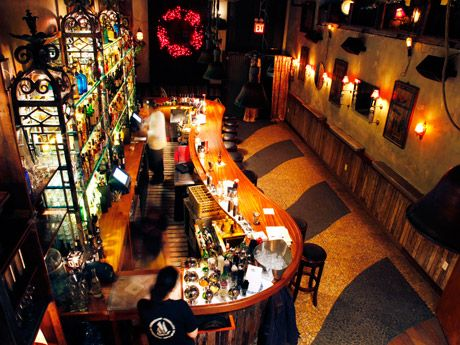 Every Trading Company Really Fronts A Gambling House And Bordello Right Indulge In Portuguese And Chinese Food Pr Best Bars In Nyc Cool Bars New York Bar