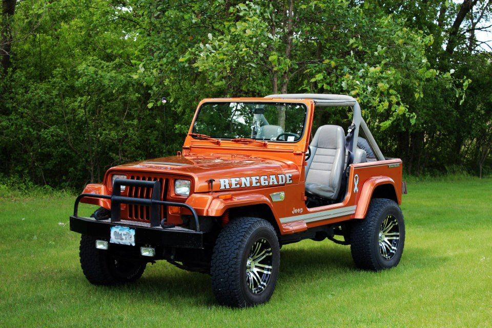 Jeep Renegade Yj Reposted By Dr Veronica Lee Dnp Depew