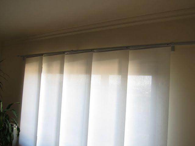 Overlapping Glidning Panels Ikea Panel Curtains Sliding Panel Curtains Ikea Curtains