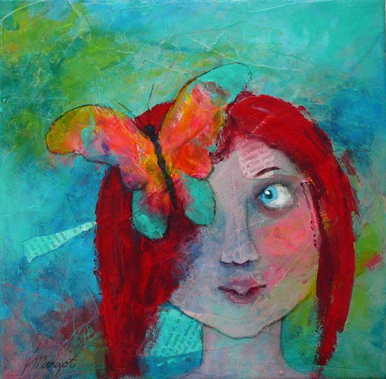 Papillon  by Margot Snelder