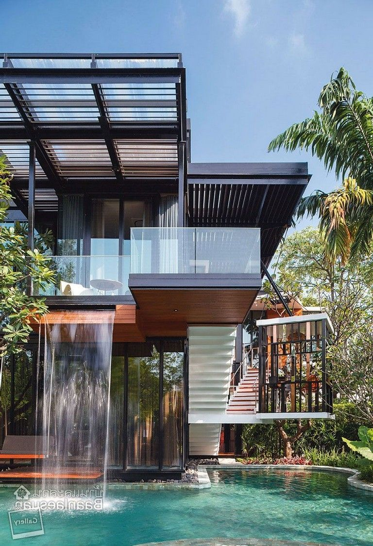 29+ Popular Shipping Container Homes for Every Budget - Page 11 of 28 -   15 garden design Architecture shipping containers ideas