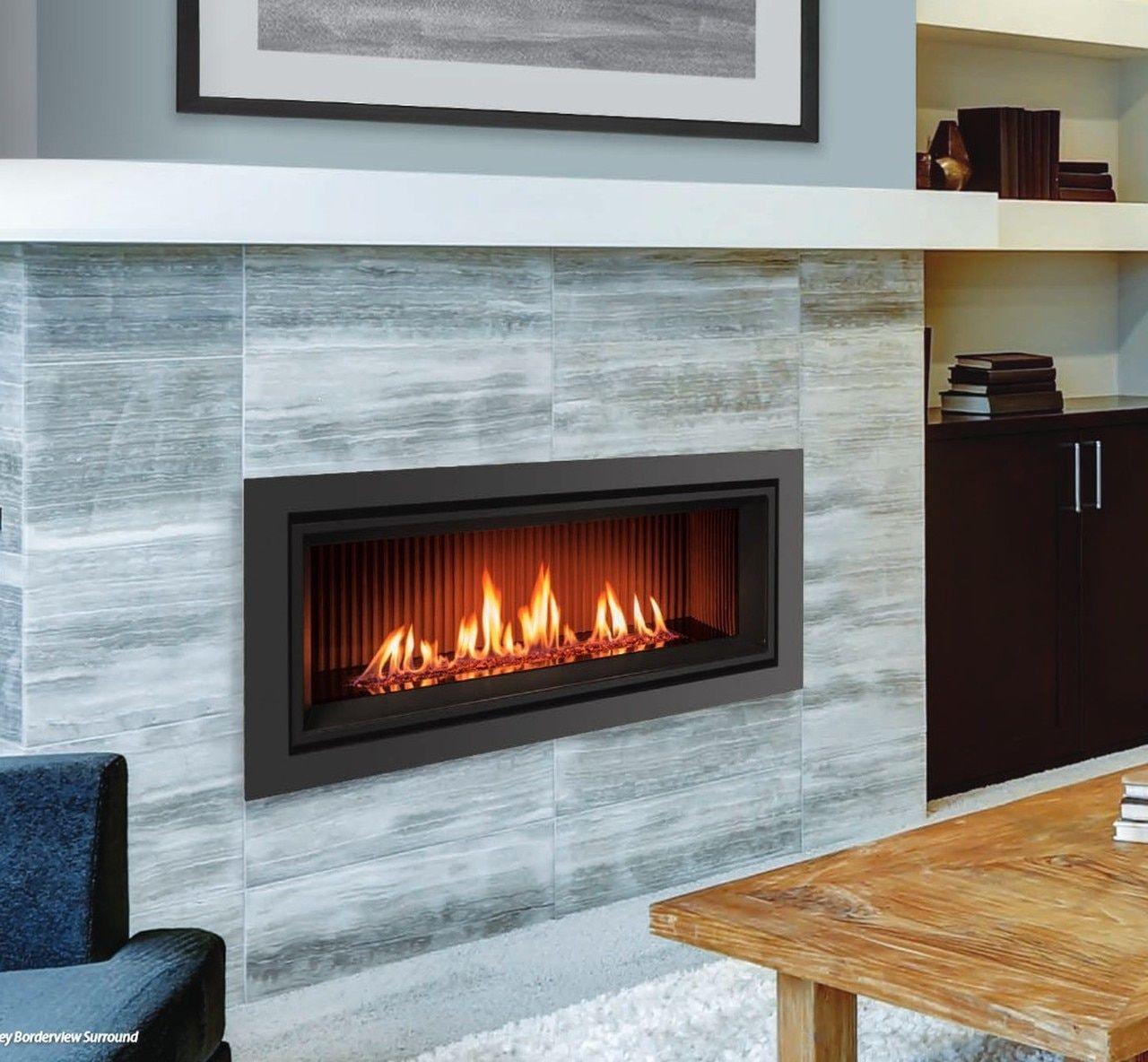 Enviro C34 Linear Gas Fireplace C34 Enviro Fireplace Gas
