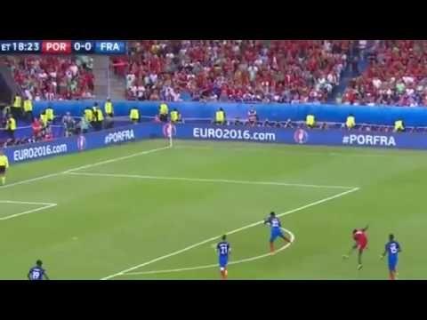 Eder Goal Portugal Vs France Finals 2016 Youtube Portugal Vs France Portugal We Are The Champions