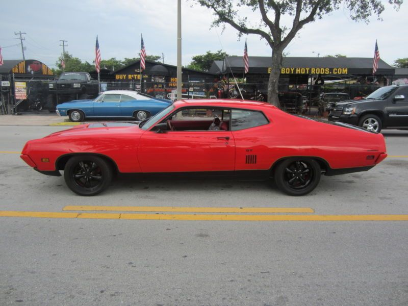 1970 Ford Torino GT Big Block Muscle Car Rust Free Florida