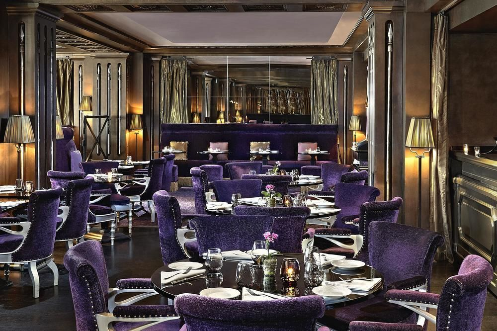 le First, restaurant boudoir Paris @ The Westin Paris Vendôme