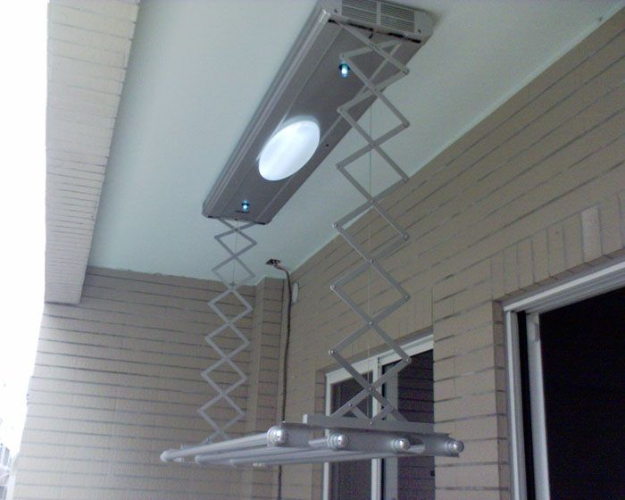 Ceilings Suspended Ceiling Clothes Drying Rack Drying Rack