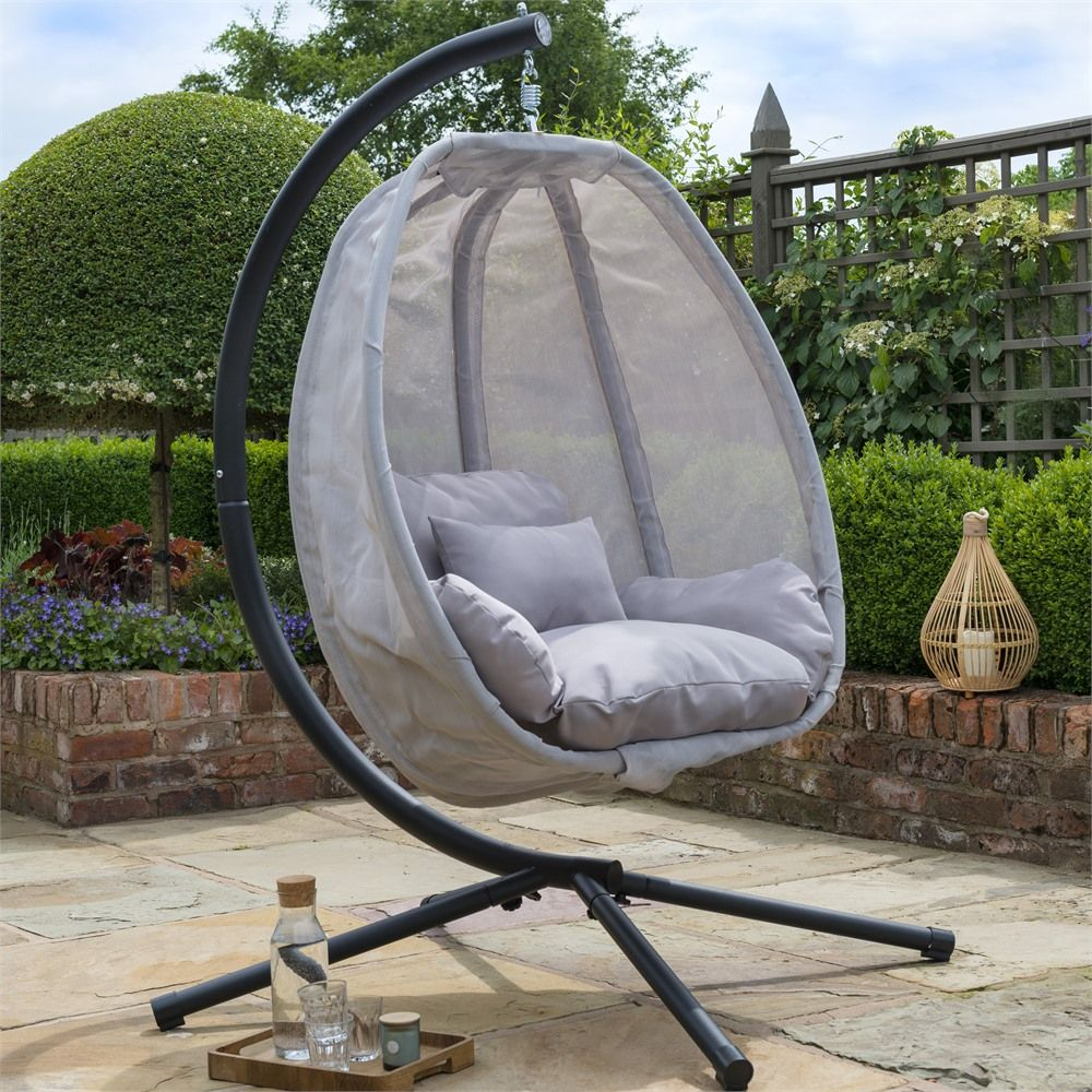 Norfolk Leisure Folding Textilene Swing