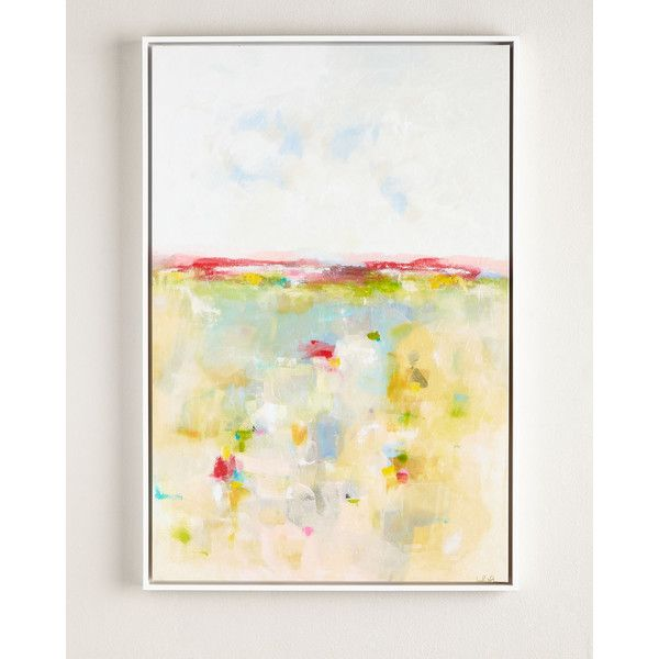 Summer Love Giclee ($450) ❤ liked on Polyvore featuring home, home ...
