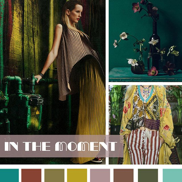 #DesignOptions SS18 color report on #WeConnectFashion ...