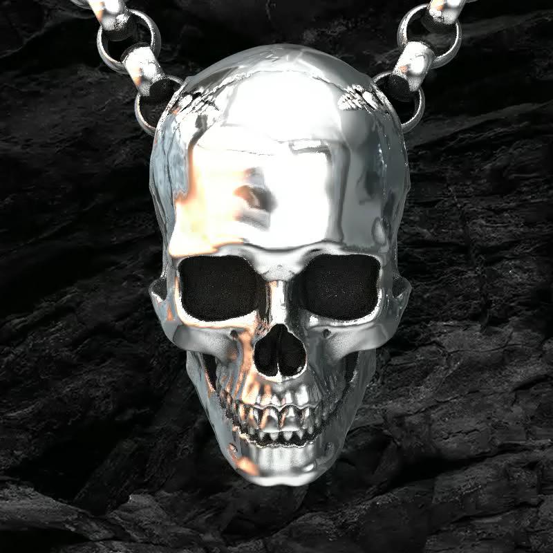 Skull Rings - John Patrick Jewellery