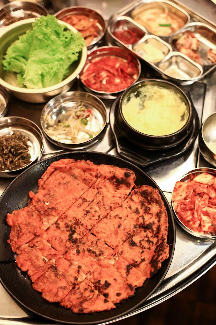 Cool Korean Bbq Tanjong Pagar Singapore Korean Bbq Restaurant Interior Design Ideas Gentotryabchikinfo