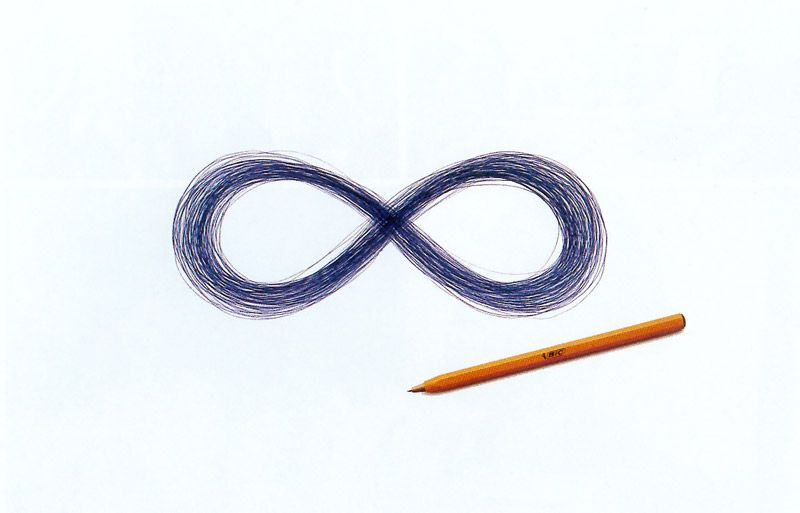 BIC: Infinity. Agency: TBWA Hunt Lascaris, South Africa.