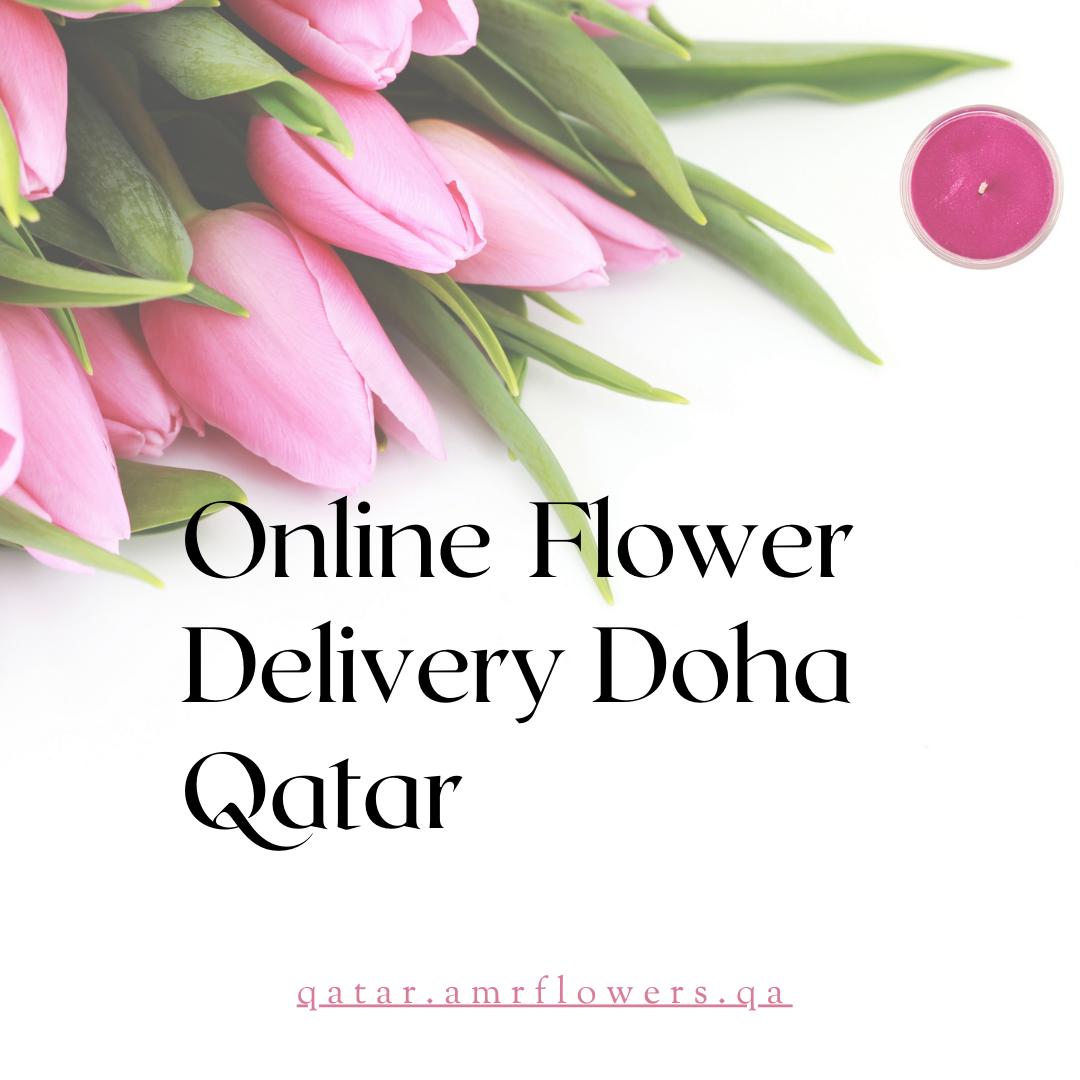 Online Flower Delivery In Doha Qatar Online Flower Delivery Online Florist Flower Delivery