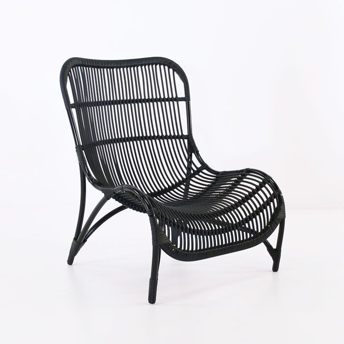 A Beautiful Outdoor Relaxing Chair Made With Viro® Synthetic Outdoor Wicker  And A Powder Coated Aluminum Frame. This Is A Stylish, Comfortable Relaxing  ...