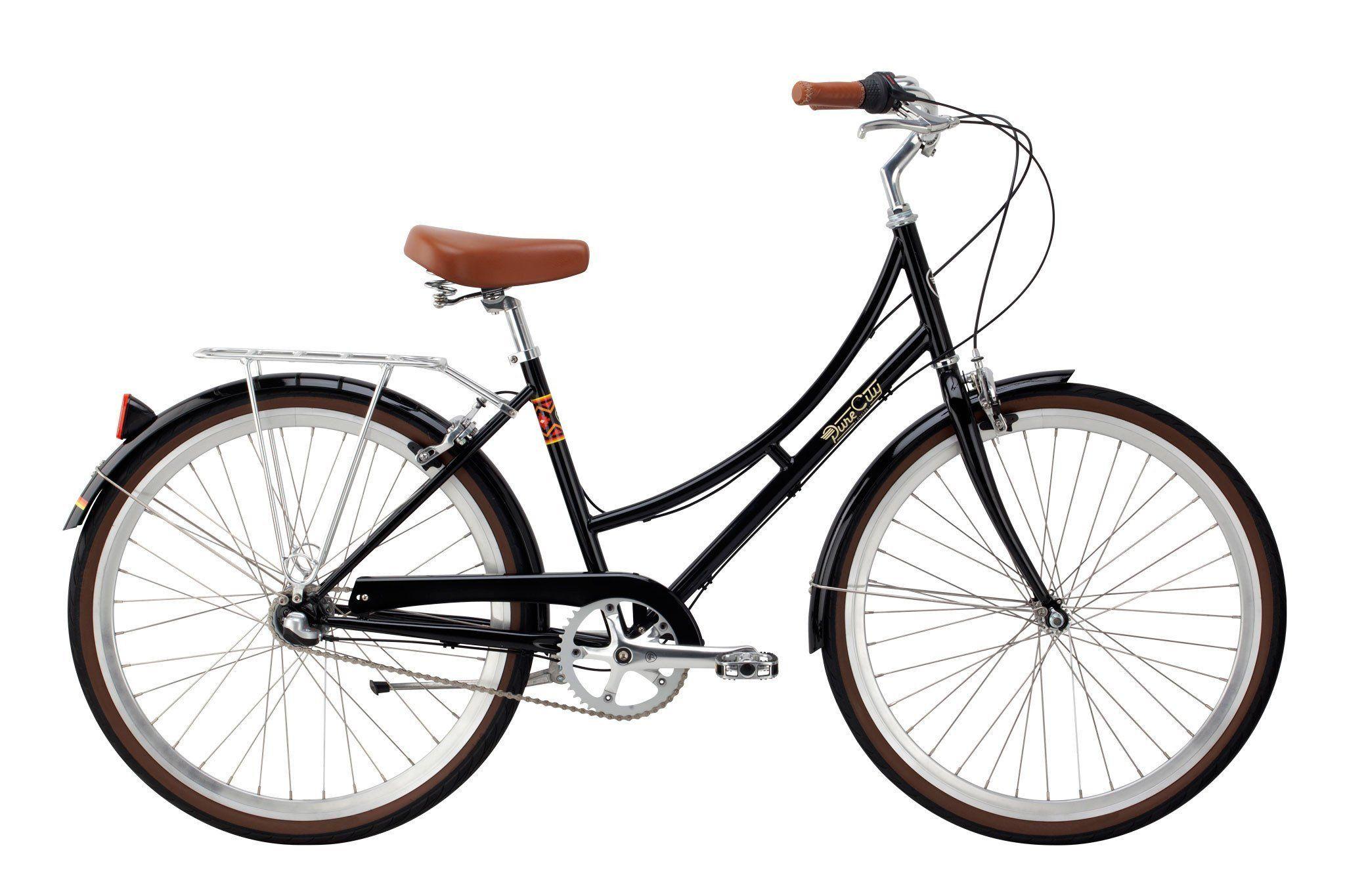 Pure City Step Through Bike - 3 Speed