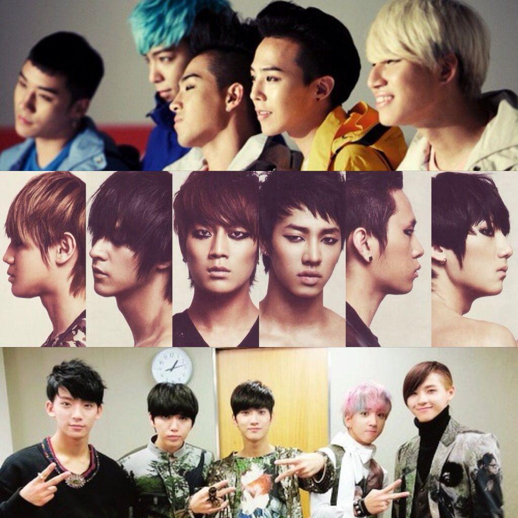 BIGBANG, Beast, B1a4