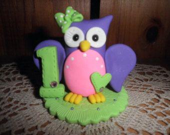 fondant owl template Diy Owl Cake Topper Fondant characters