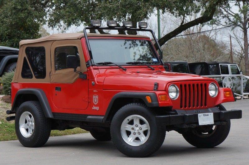 1999 Jeep Wrangler 18995