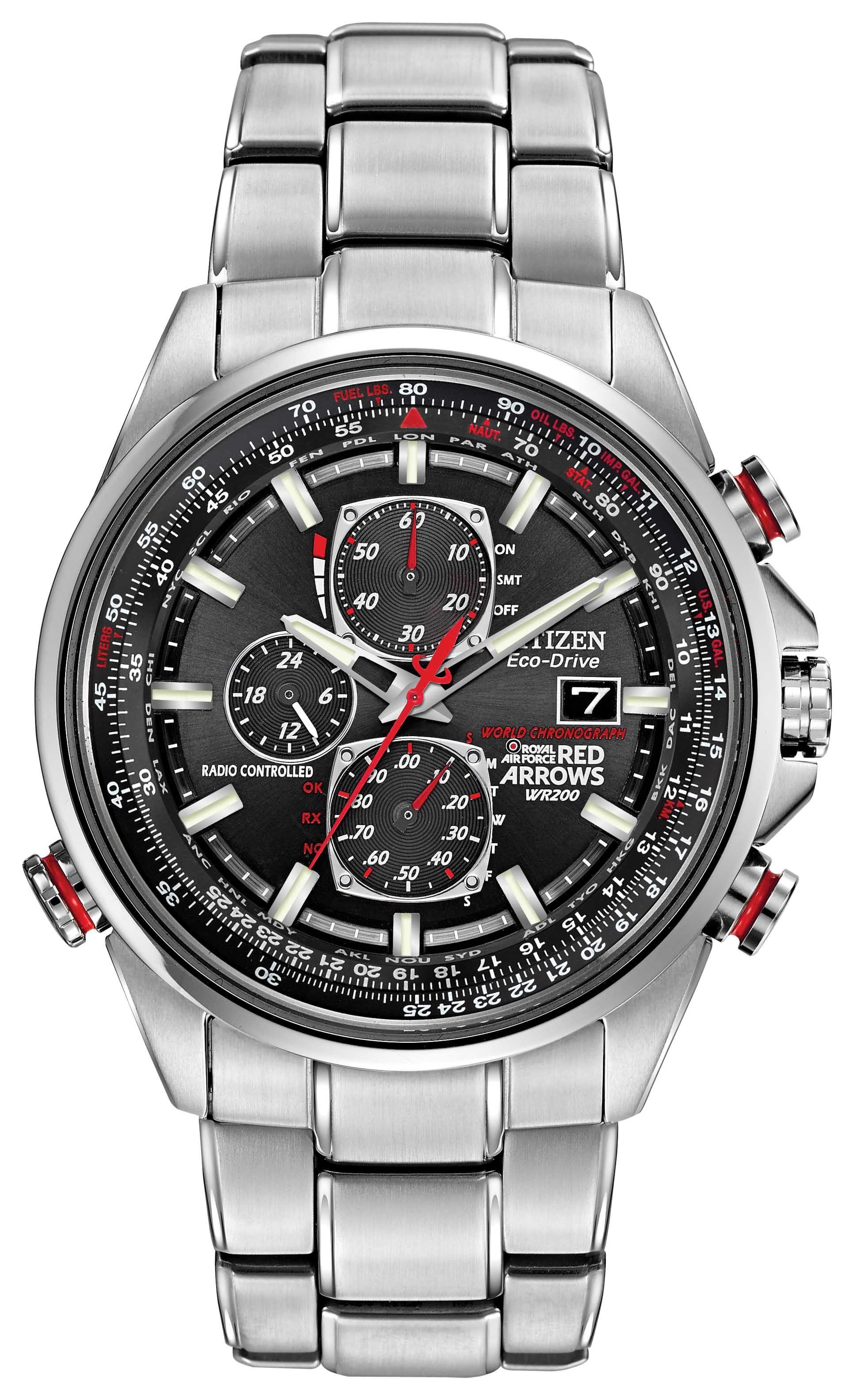 At8060 50e Watches For Men Chronograph Watch Men Citizen Watch